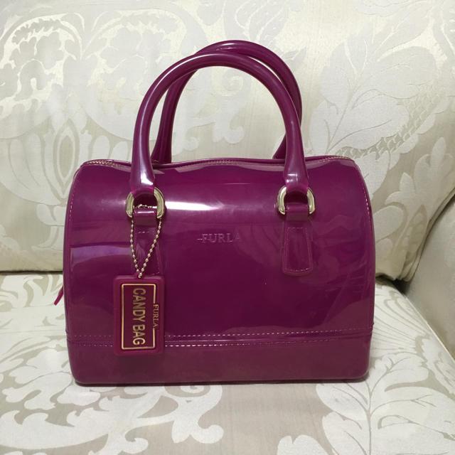 98be3505881a Furla(フルラ)のFURLAフルラ キャンディバッグ Sサイズ レディースのバッグ(ハンドバッグ