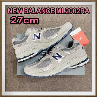 New Balance - 27cm NEW BALANCE ML2002RA ニューバランス 2002
