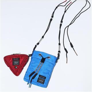 トーガ(TOGA)の希少 TOGA×PORTER トーガ×ポーター Shoulder pouch(ショルダーバッグ)