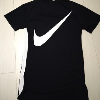 ナイキ(NIKE)のナイキ レディース Tシャツ ブラック(Tシャツ(半袖/袖なし))
