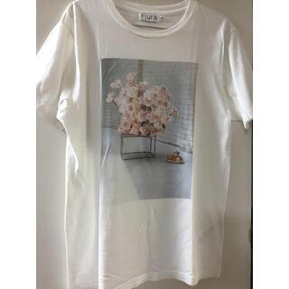Drawer - fjura ローズTシャツ