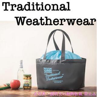 ⭐️新品⭐️【TraditionalWeatherwear】レジかごバッグ★付録(エコバッグ)