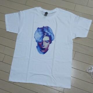 ☆☆☆ デヴィッド・ボウイ Tシャツ Lサイズ(Tシャツ/カットソー(半袖/袖なし))