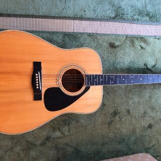 ヤマハ(ヤマハ)のYAMAHA ヤマハ FG-200D アコースティックギター ハードケース付き(アコースティックギター)