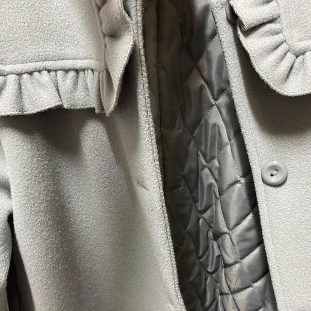 merry jenny(メリージェニー)のメリージェニーAラインセーラーコート レディースのジャケット/アウター(ロングコート)の商品写真