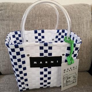 Marni - マルニ ホワイト  カゴバッグ