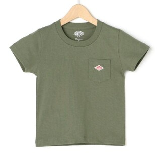 ダントン(DANTON)の新品!DANTON キッズ Tシャツ ダントン 105cm (Tシャツ/カットソー)