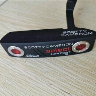 Titleistのゴルフクラブ   【34インチ】ブラック保護カバー付き