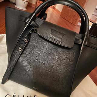 celine - 超美品‼️セリーヌ 【旧ロゴ】ビッグバッグ スモール ブラック