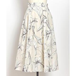 ノエラ(Noela)の新作花柄スカート(ロングスカート)