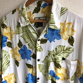 アロハシャツ 総柄 シャツ S&D Bahamas(シャツ)