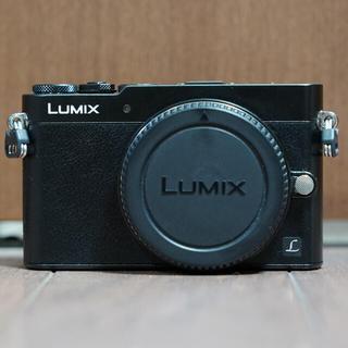 パナソニック(Panasonic)のLUMIX GM5 DMC-GM5 Panasonic パナソニック ルミックス(ミラーレス一眼)
