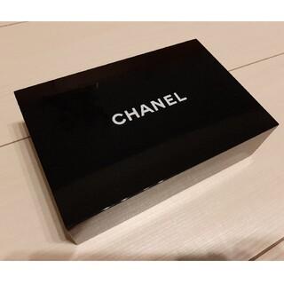 CHANEL - シャネル CHANEL ノベルティー アクセサリーボックス 小物入れ