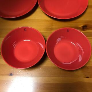 イッタラ(iittala)のイッタラ 15cm ボウル  テラコッタ 2個セット 新品 ティーマ(食器)