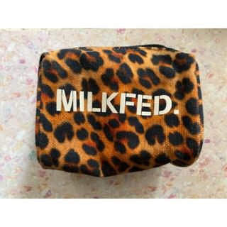 MILKFED. - milkfed. コスメポーチ