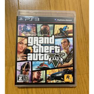 プレイステーション3(PlayStation3)のPS3ソフト グランドセフトオート5 GTA5 (家庭用ゲームソフト)
