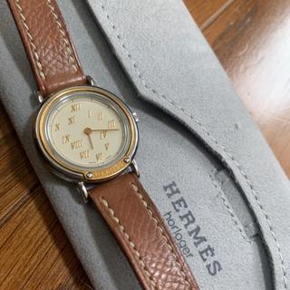 Hermes - HERMES エルメス 腕時計 メテオール