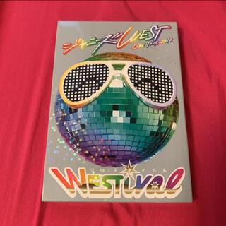 ジャニーズウエスト(ジャニーズWEST)のジャニーズWEST WESTival 初回限定盤DVD(アイドル)