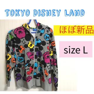 Disney - ✨ほぼ新品 美品💓 ディズニーリゾート限定 ミッキー柄 パーカー 送料込