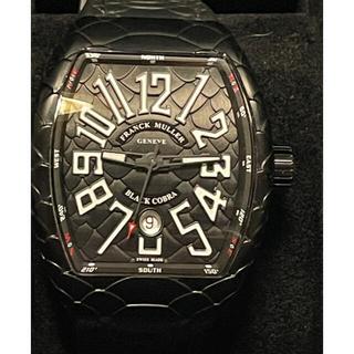 フランクミュラー(FRANCK MULLER)のフランクミュウラー ヴァンガード ブラックコブラ(腕時計(アナログ))