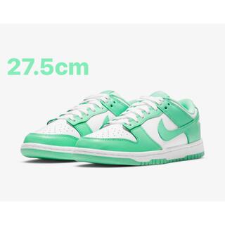 NIKE - 【27.5cm】Nike W dunk low green glow