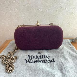 Vivienne Westwood - ヴィヴィアンウエストウッド⭐︎立体オーブモチーフクラッチバッグ