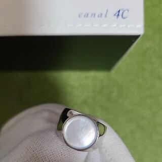 カナルヨンドシー(canal4℃)のカナル4℃ 2019リング再出品(リング(指輪))
