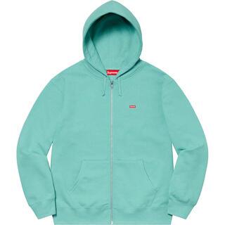Supreme - Small Box Zip Up Hooded Sweatshirt