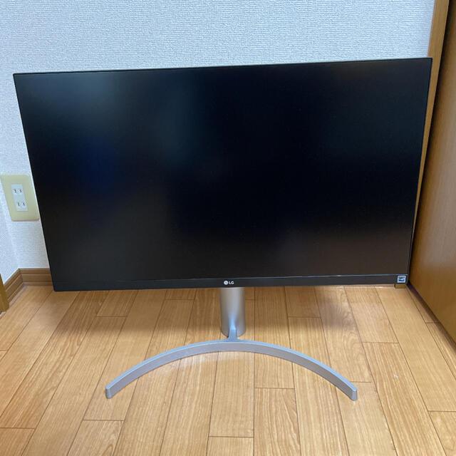 LG Electronics(エルジーエレクトロニクス)のLG 27UL650 スマホ/家電/カメラのPC/タブレット(ディスプレイ)の商品写真