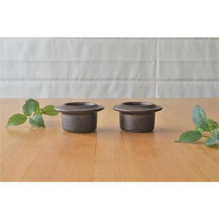 アラビア(ARABIA)のARABIA/アラビア●RUSKA/ルスカ●エッグカップ2個セット(食器)