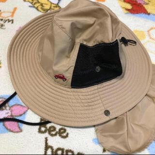 ミキハウス(mikihouse)のミキハウス ブラックベア テンガロンハット50(帽子)