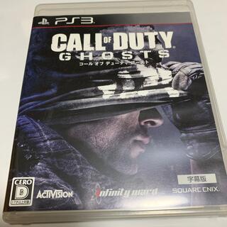 プレイステーション3(PlayStation3)のコール オブ デューティ ゴースト(字幕版) PS3(家庭用ゲームソフト)