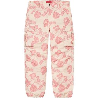 Supreme - Supreme Floral Tapestry Cargo Pant 36