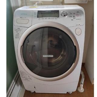 東芝 - 【美品】ドラム式洗濯機 TOSHIBA TW-Z9000L(W)