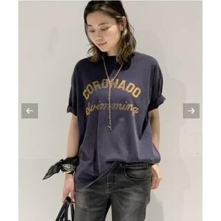 アパルトモンドゥーズィエムクラス(L'Appartement DEUXIEME CLASSE)のAP STUDIO【 R JUBILEE】 別注 CORONADO Tシャツ(Tシャツ(半袖/袖なし))