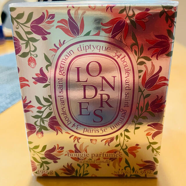 diptyque(ディプティック)のディプティック ロンドンキャンドル コスメ/美容のリラクゼーション(キャンドル)の商品写真