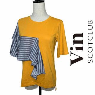 スコットクラブ(SCOT CLUB)の【Vin】ヴィン・ヴァン・カットソー(カットソー(半袖/袖なし))