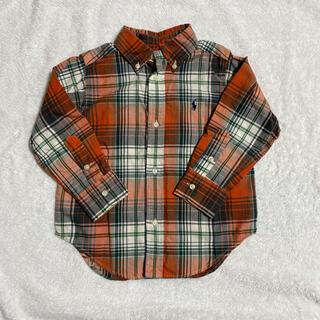 ラルフローレン(Ralph Lauren)のラルフローレン チェックシャツ(ブラウス)