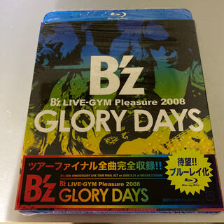 Blu-ray B'z LIVE-GYM Pleasure GLORY DAYS