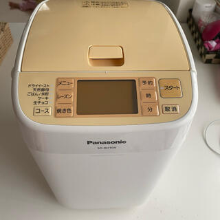 Panasonic - Panasonic ホームベーカリーSD-BH104
