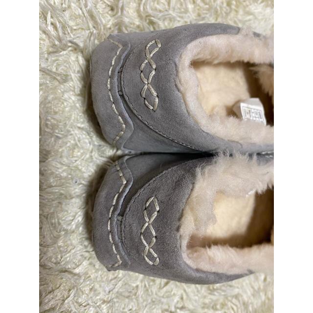 UGG(アグ)のUGG アンスレー モカシン UK4.5 レディースの靴/シューズ(スリッポン/モカシン)の商品写真