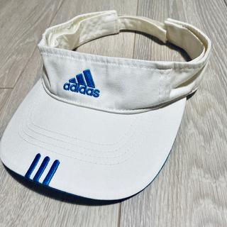 adidas - adidas アディダス サンバイザー