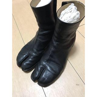 Maison Martin Margiela - maison margiela 3センチ足袋ブーツ