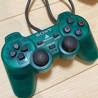 プレイステーション2(PlayStation2)のプレステ コントローラー(家庭用ゲーム機本体)