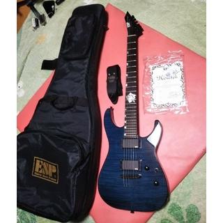 イーエスピー(ESP)の専用出品ESP M-II Sayo Roselia(エレキギター)