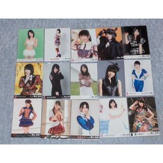 AKB48 横山由依 公式生写真30点まとめ売り(アイドルグッズ)