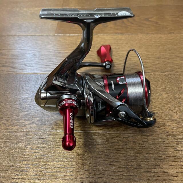 SHIMANO(シマノ)のシマノ 16ストラディックCI4+ C2000HGS その2 スポーツ/アウトドアのフィッシング(リール)の商品写真