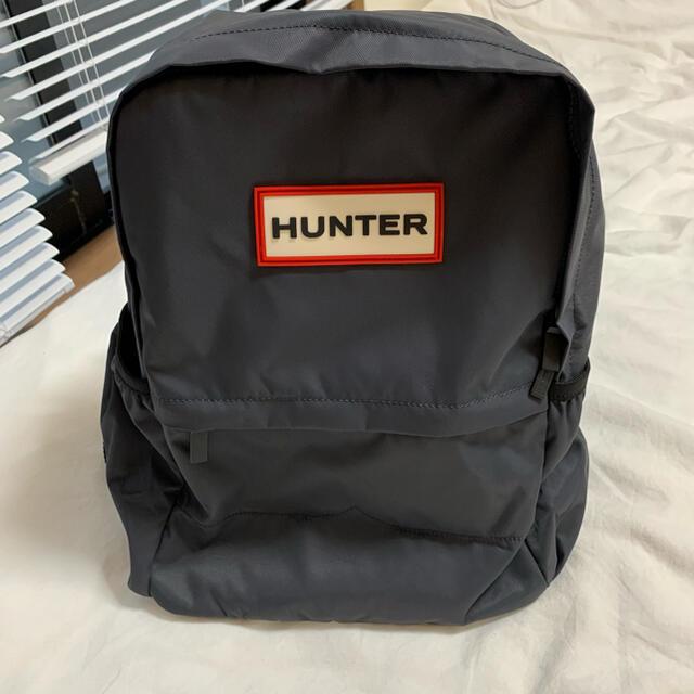 HUNTER(ハンター)のHUNTER リュック ネイビー レディースのバッグ(リュック/バックパック)の商品写真