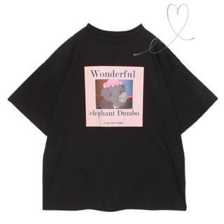 エイミーイストワール(eimy istoire)のeimyistore 新作 ダンボ Tシャツ ディズニー エイミーイストワール(Tシャツ(半袖/袖なし))
