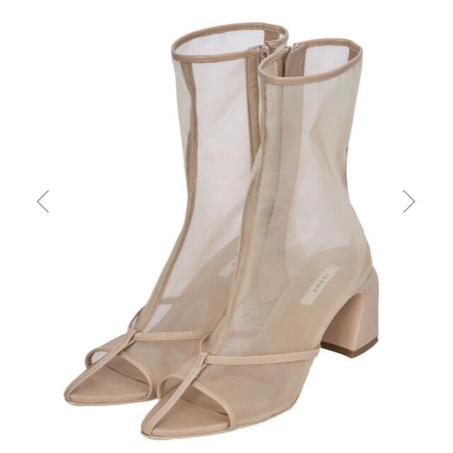 Ameri VINTAGE(アメリヴィンテージ)のSANDAL LIKE BOOTS レディースの靴/シューズ(ブーツ)の商品写真